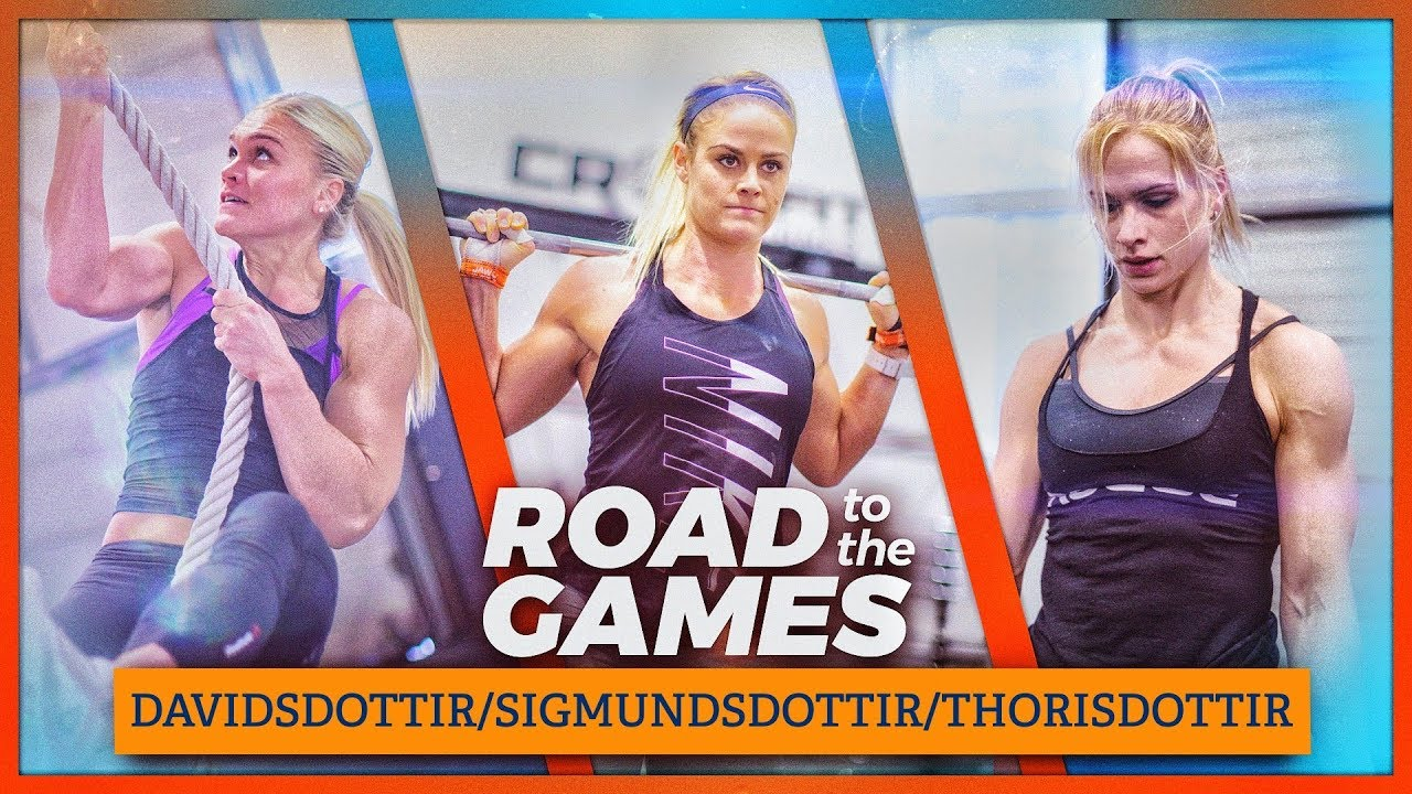 ROAD TO THE GAMES EP. 18.01: NORDIC GODDESSES